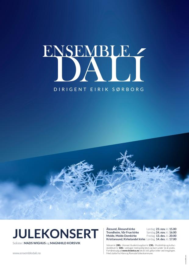 Julekonsert-EndembleDali-2019